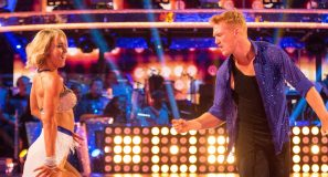 Greg Rutherford & Natalie Lowe Jive to 'Get Ready' – Strictly Come Dancing 2016