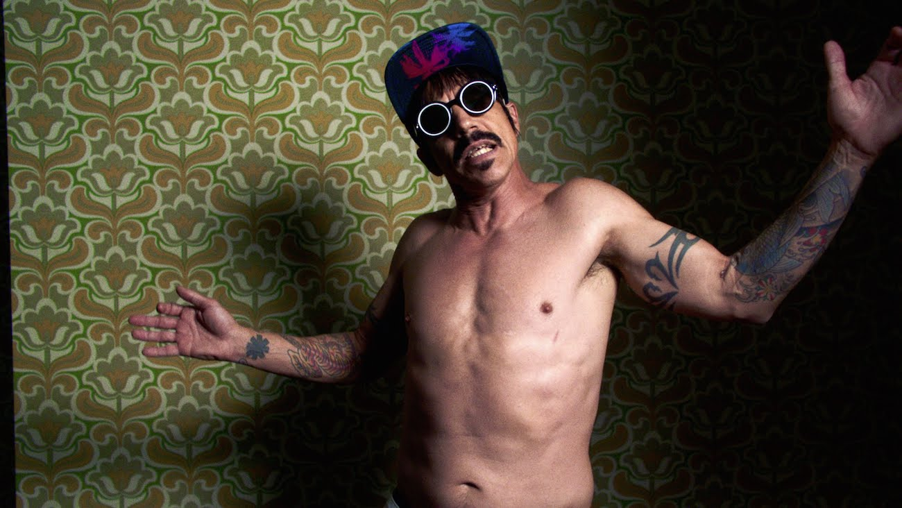 red hot chili peppers 2017
