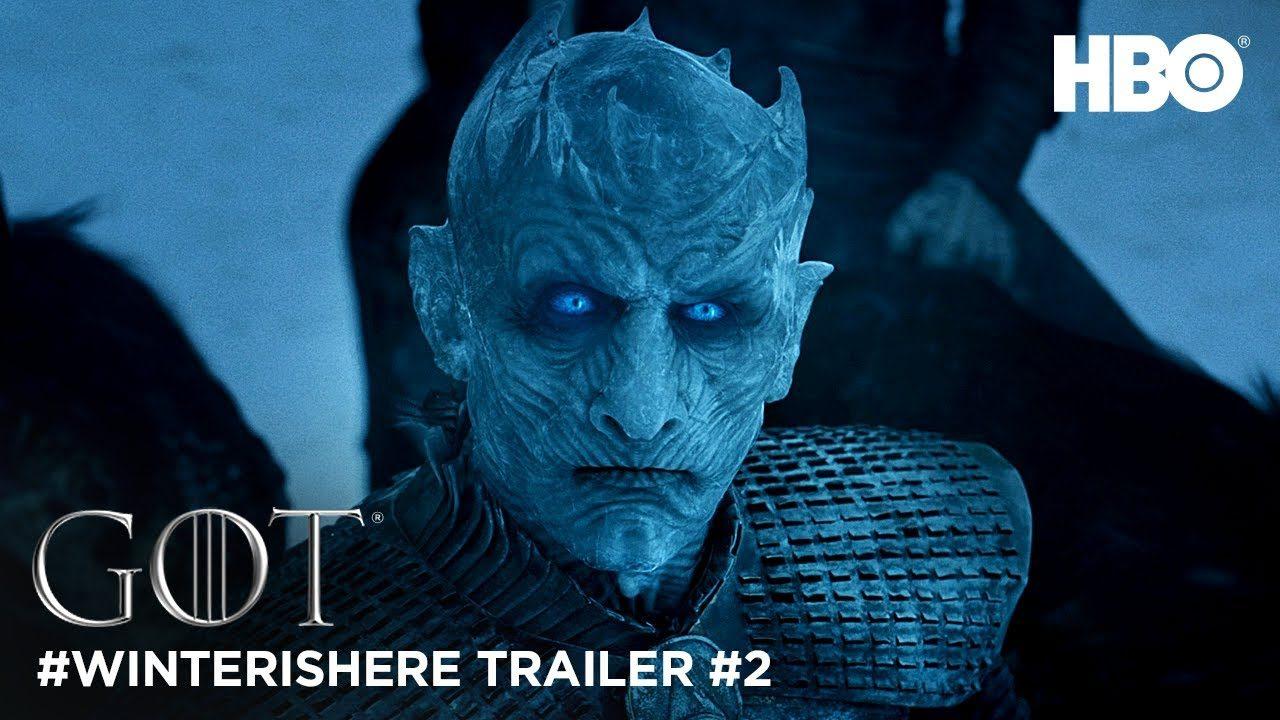 Game of Thrones Season 7: #WinterIsHere Trailer #2 (HBO ...